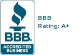 Better Business Bureau Logo & Link